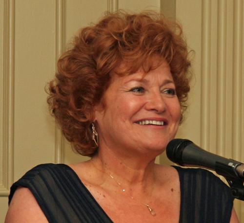 Clare Podium