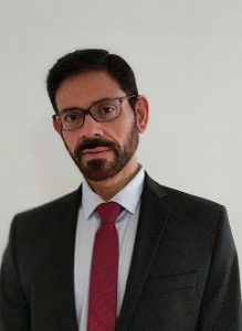 Gustavo Luna former Program Coordinator